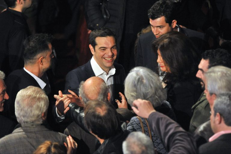 Tsipras: There can be no patriotism with kickbacks, corruption | tovima.gr