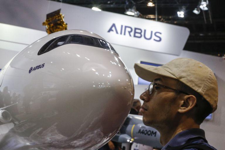 Πρόστιμο 81 εκατ. ευρώ στην Airbus για τα Eurofighters | tovima.gr