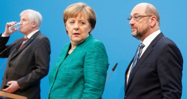 Οι χριστιανοδημοκράτες κατηγορούν τη Μέρκελ για υπερβολικές υποχωρήσεις | tovima.gr