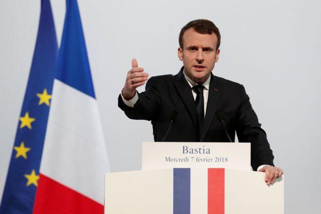 Γαλλία: Ετήσια αύξηση €1,7 δισ. στον αμυντικό προϋπολογισμό   tovima.gr