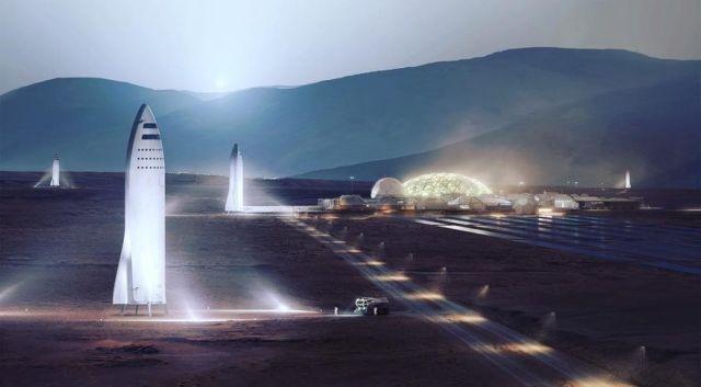 Νέο σούπερ πύραυλο ετοιμάζει ο Ελον Μασκ | tovima.gr