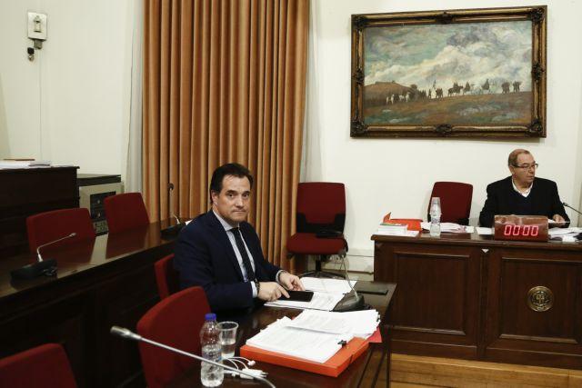 Γεωργιάδης: Καμία ευνοϊκή μεταχείριση της Νovartis επί υπουργίας μου | tovima.gr