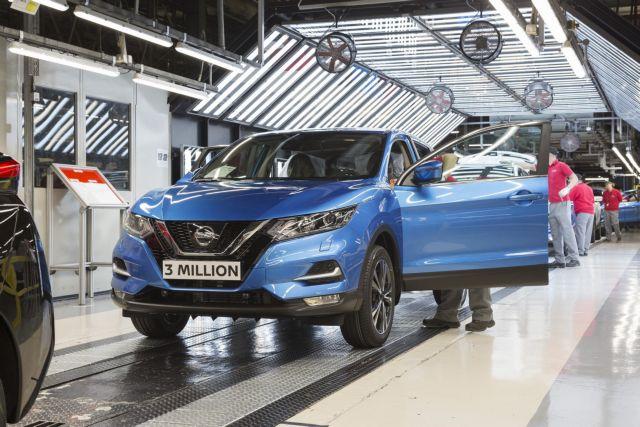 Ρεκόρ πωλήσεων για τη Nissan στην Ευρώπη | tovima.gr