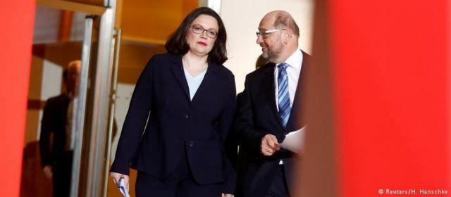 DW: Ποια είναι η μελλοντική πρόεδρος του SPD Νάλες; | tovima.gr