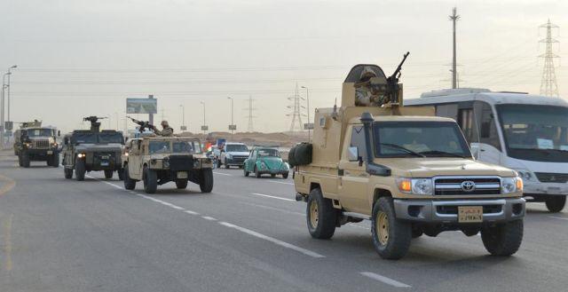 Αίγυπτος: Συνελήφθησαν 126 τζιχαντιστές – 28 έχουν σκοτωθεί | tovima.gr