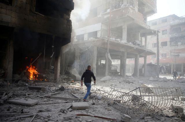 ΟΗΕ: Νέο προσχέδιο για κατάπαυση του πυρός στην Συρία | tovima.gr