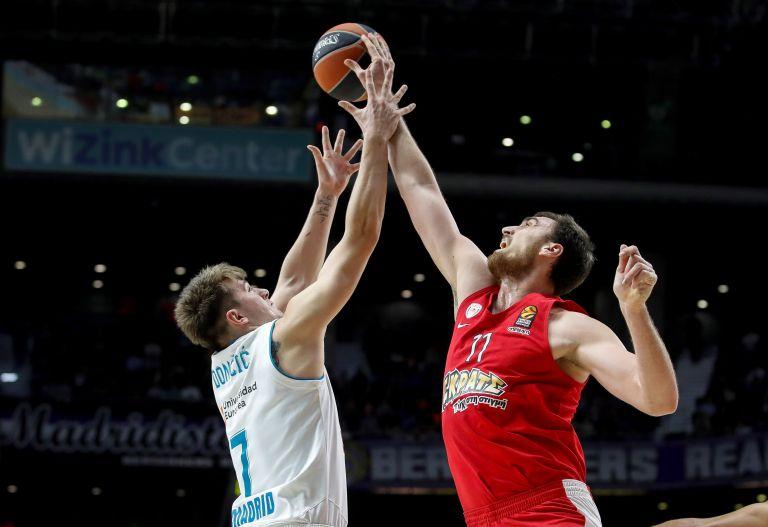 Euroleague: Ρεάλ Μαδρίτης – Ολυμπιακός 79 – 80 | tovima.gr
