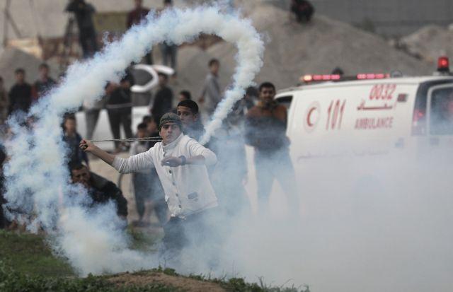 Παλαιστίνη: Ισραηλινές επιδρομές στη Λωρίδα της Γάζας   tovima.gr