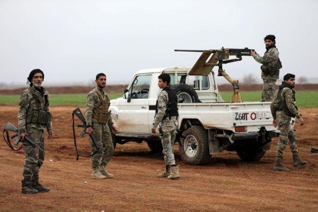 Εντεκα Τούρκοι στρατιώτες νεκροί στη Συρία μέσα σε μια ημέρα | tovima.gr