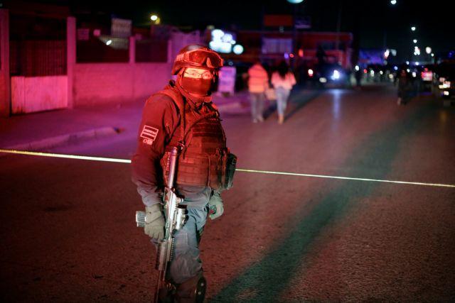 Μεξικό: Δολοφονήθηκαν οι δύο πράκτορες που είχαν απαχθεί   tovima.gr