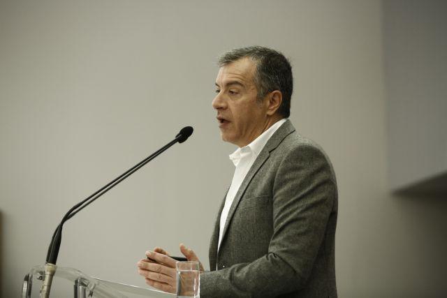 Στ. Θεοδωράκης: Μόνο σε κυβέρνηση που θα καταργήσει το κομματικό κράτος | tovima.gr