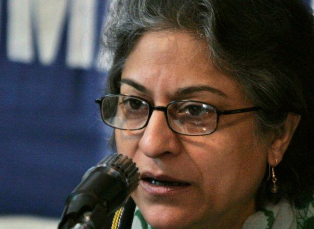 Πακιστάν: Πέθανε η δικηγόρος-ακτιβίστρια των ανθρωπίνων δικαιωμάτων   tovima.gr
