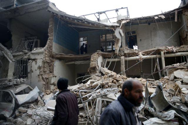 Συρία: Αλυτο παραμένει το θέμα των αλλοδαπών τζιχαντιστών   tovima.gr