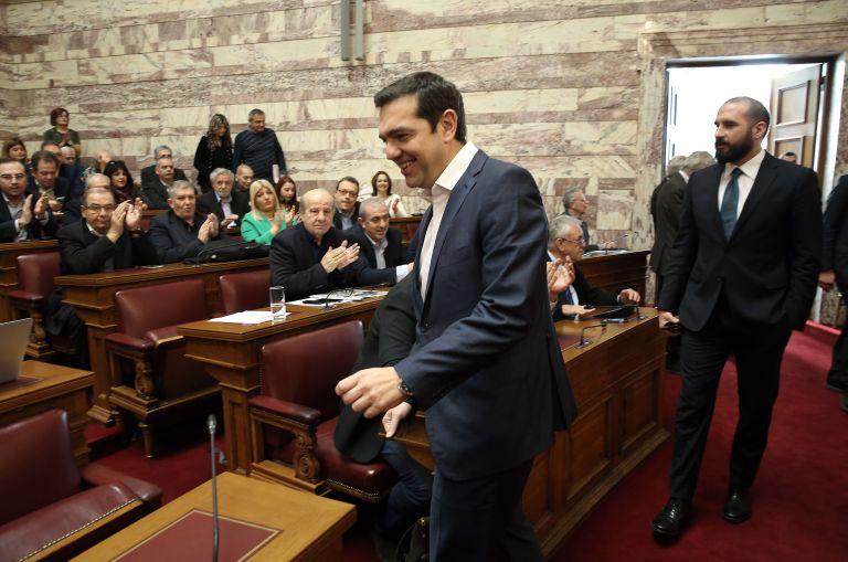Τσίπρας: Δεν πρέπει να χάσουμε την στοχοπροσήλωσή μας για να πετύχουμε την έξοδο από τα μνημόνια | tovima.gr