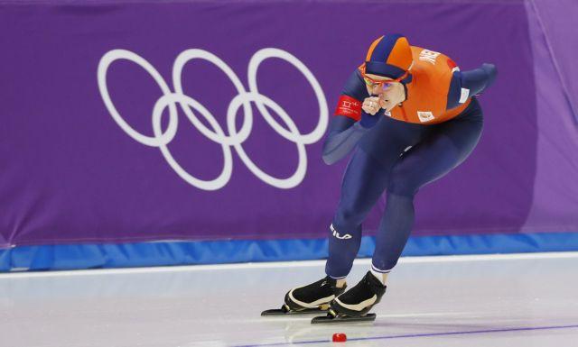 Χειμερινοί Ολυμπιακοί: Βουστ, η αθλήτρια με τα περισσότερα μετάλλια στο πατινάζ ταχύτητας   tovima.gr