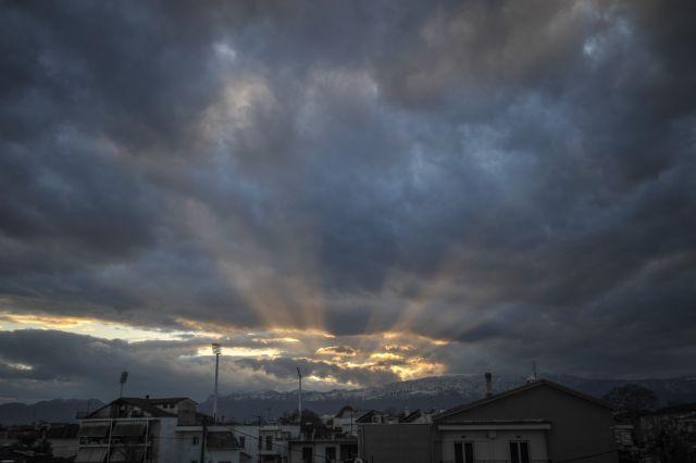 Τοπικές βροχές και σκόνη από την Αφρική την Τετάρτη | tovima.gr