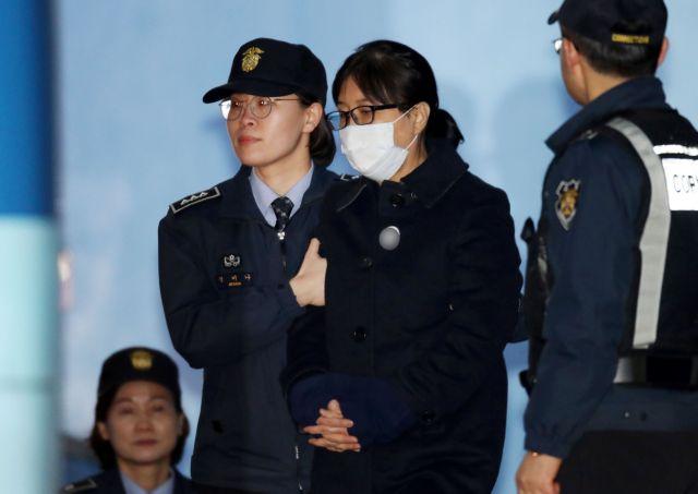 Ν.Κορέα: 30ετή φυλάκιση για την πρώην πρόεδρο ζητούν οι εισαγγελείς   tovima.gr