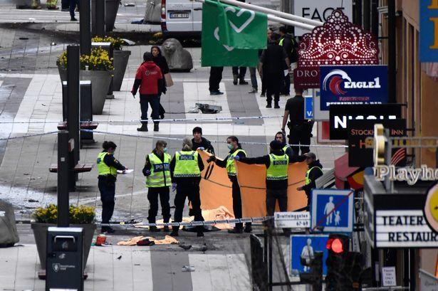 «Υπάρχουν πολλοί άπιστοι εδώ» είπε ο μακελάρης της Στοκχόλμης | tovima.gr