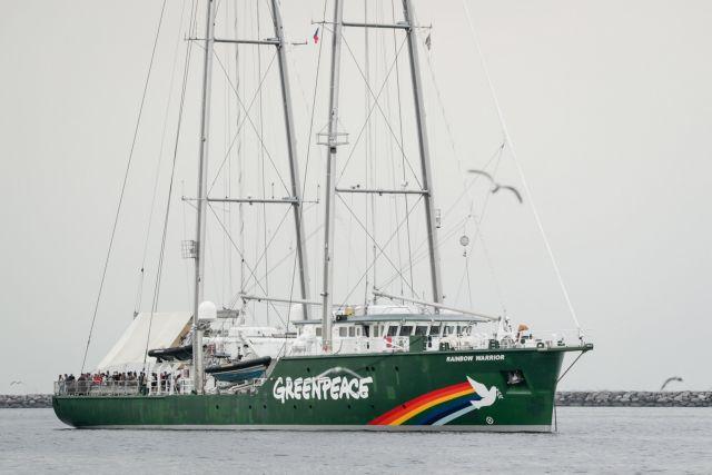 Greenpeace: «Συμπληρώματα διατροφής απειλούν την Ανταρκτική» | tovima.gr