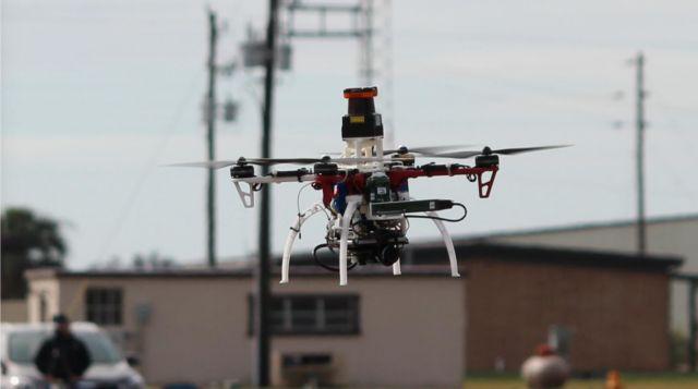 Σύστημα επιτρέπει σε drones να αποφεύγουν εμπόδια [Βίντεο] | tovima.gr