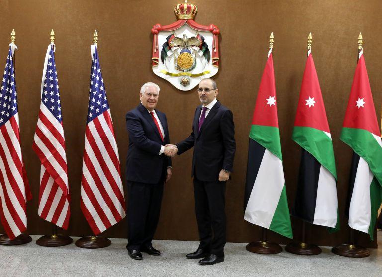 ΗΠΑ: Δέσμευση να δίνουν πάνω από €1 δισ. στην Ιορδανία έως 2022   tovima.gr