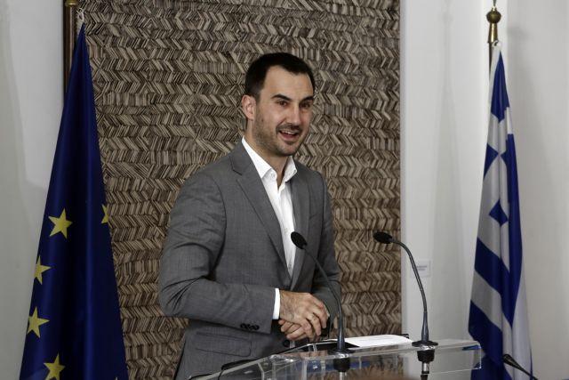 Χαρίτσης: Όσοι παράγουν τον πλούτο, να απολαμβάνουν ότι τους αναλογεί | tovima.gr
