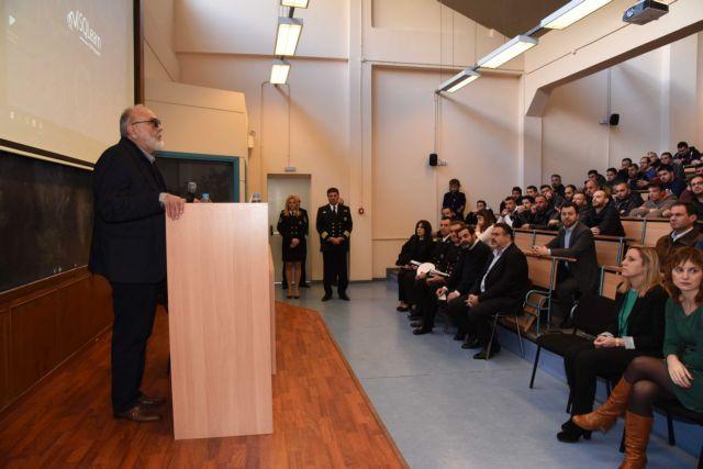 Σύστημα εξ' αποστάσεως εκπαίδευσης στην ΑΕΝ Ασπροπύργου | tovima.gr
