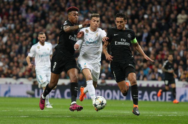 Champions League – Παρί ΣΖ – Ρεάλ Μαδρίτης: Η οκτάδα χωράει μόνο έναν | tovima.gr