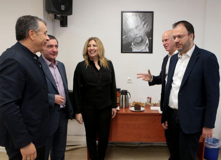 Κίνημα Αλλαγής: Ματαιώνεται η διαδικασία εκλογής συνέδρων – Η δήλωση Γεννηματά   tovima.gr
