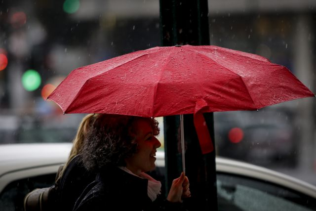 Καιρός: Βροχές και καταιγίδες σε πολλά σημεία της χώρας | tovima.gr