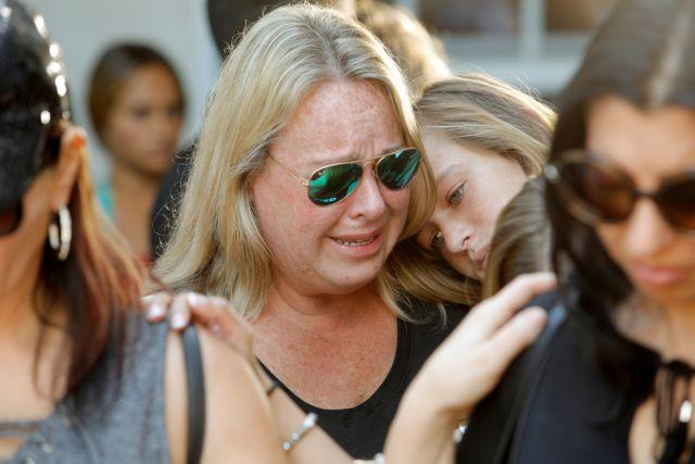 «Μην μου τηλεφωνείς», η συγκλονιστική ιστορία την ώρα του μακελειού στη Φλόριντα | tovima.gr