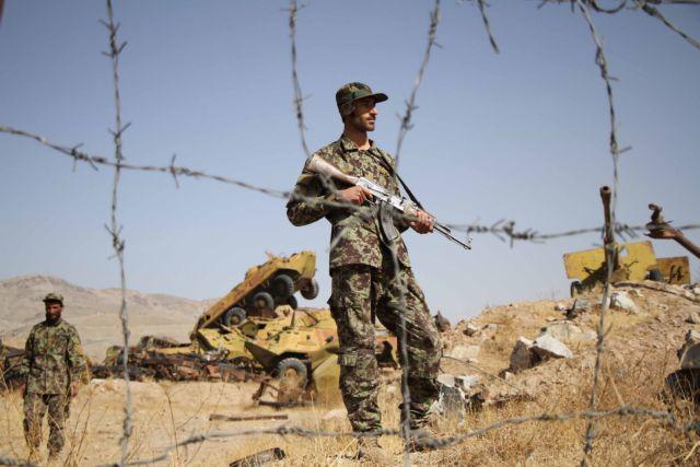 Νεκρός ο επικεφαλής του Ισλαμικού Κράτους στο Αφγανιστάν   tovima.gr
