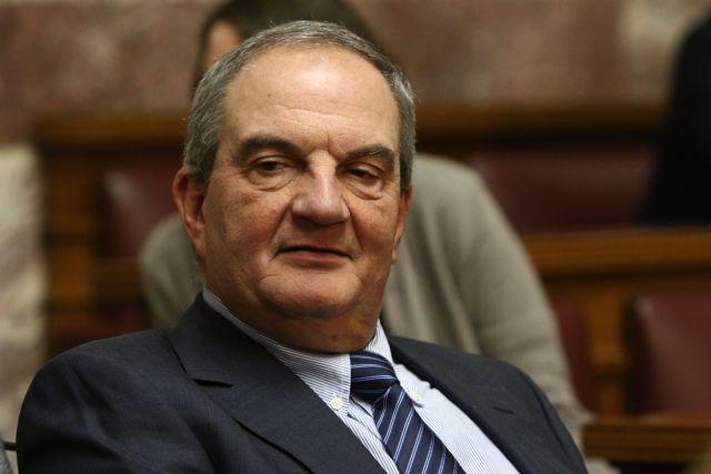 Ο Καραμανλής για το σκάνδαλο Novartis | tovima.gr