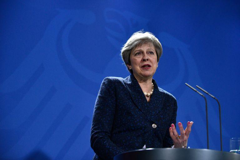 Μέι: Το σχέδιο της ΕΕ για το Brexit υπονομεύει το Ηνωμένο Βασίλειο | tovima.gr