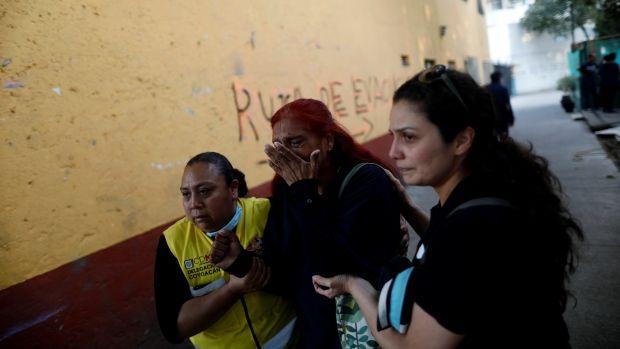 Μεξικό: Συντριβή στρατιωτικού ελικοπτέρου – Σώος ο υπουργός Εσωτερικών | tovima.gr
