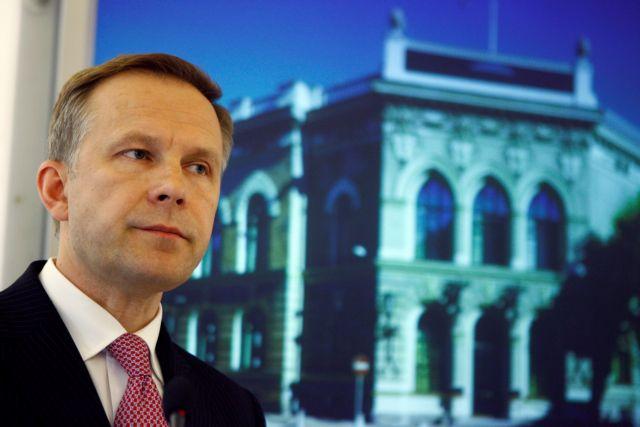 Λετονία: Συνελήφθη ο διοικητής της Κεντρικής Τράπεζας για διαφθορά | tovima.gr