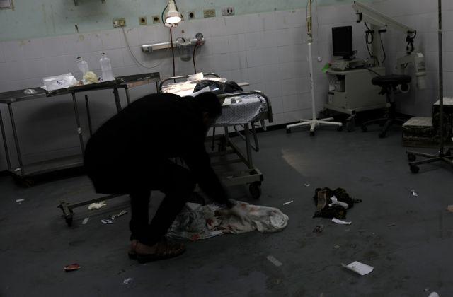 Αεροπορικές επιδρομές του Ισραήλ στη Γάζα εναντίον της Χαμάς   tovima.gr