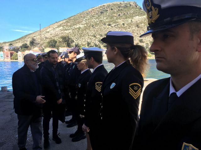 Κουρουμπλής από Στρογγυλή: Εδώ ξεκινάει η Ελλάδα | tovima.gr
