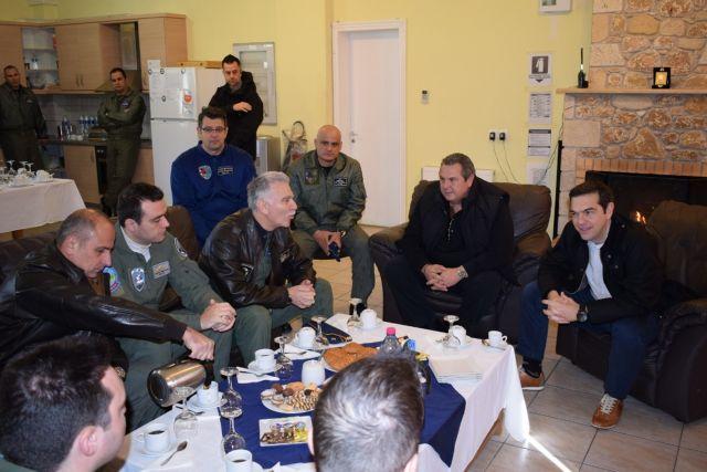 Ο Τσίπρας και οι αναχαιτίσεις | tovima.gr