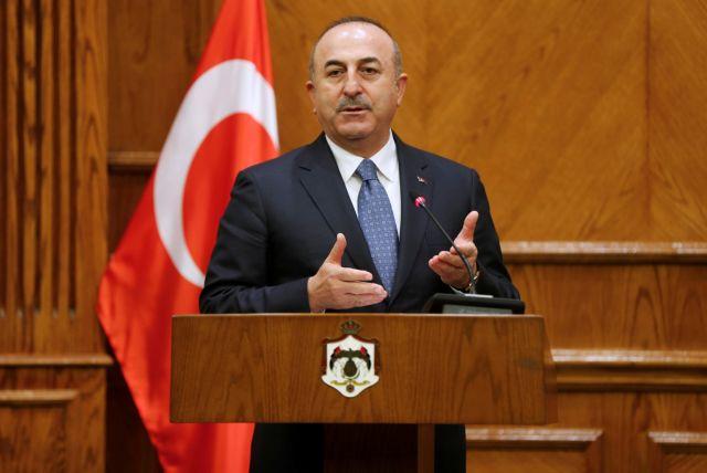 Τσαβούσογλου: Σε σημείο κατάρρευσης οι σχέσεις ΗΠΑ-Τουρκίας | tovima.gr