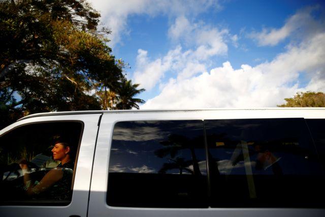 ΗΠΑ: Συνελήφθη οδηγός βαν που είχε όπλο ενώ μετέφερε δημοσιογράφους | tovima.gr