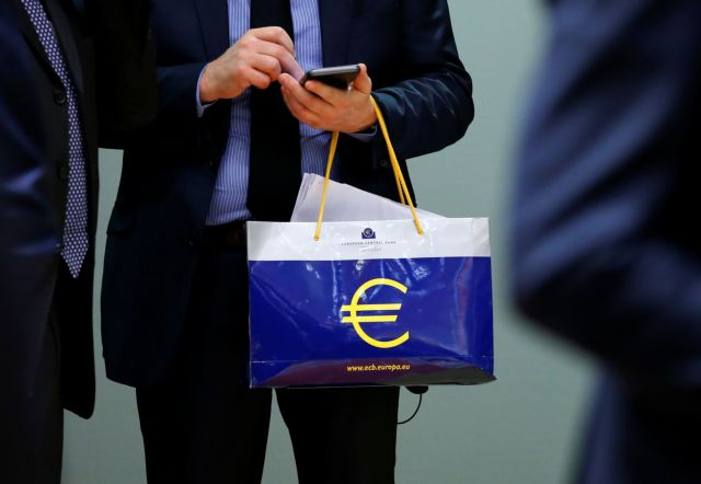 Στα €154 εκατ. τα κέρδη της ΕΚΤ από ελληνικά ομόλογα | tovima.gr