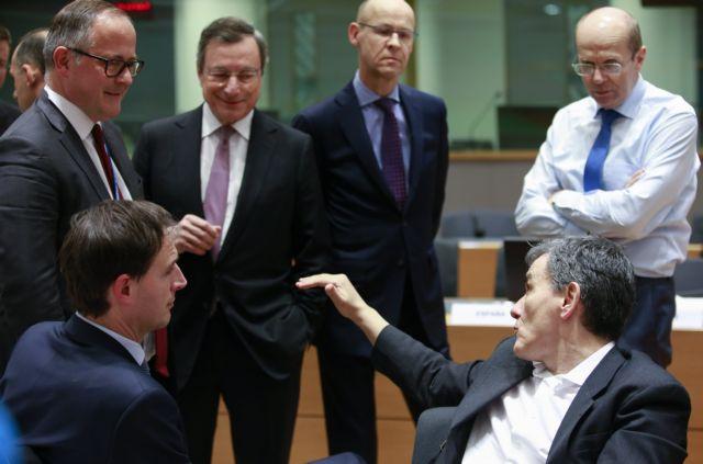 Ντράγκι: Δεν υπάρχει αντιπαράθεση με τον Τσακαλώτο | tovima.gr