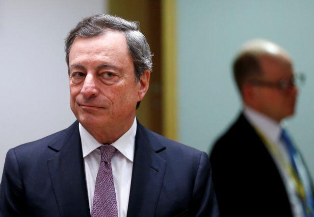 Παγκόσμιο νομισματικό πόλεμο εξαιτίας των ΗΠΑ φοβάται ο Ντράγκι | tovima.gr