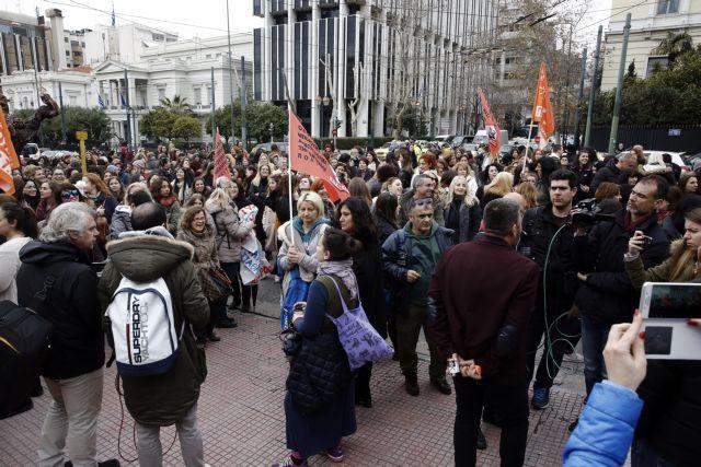 Κατά της απαξίωσης των παιδικών σταθμών διαδήλωσαν ΚΕΔΕ, ΠΟΕ-ΟΤΑ   tovima.gr
