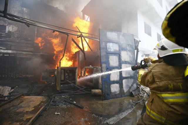 Τουλάχιστον 30 νεκροί από πυρκαγιά σε κλινική απεξάρτησης στο Μπακού | tovima.gr