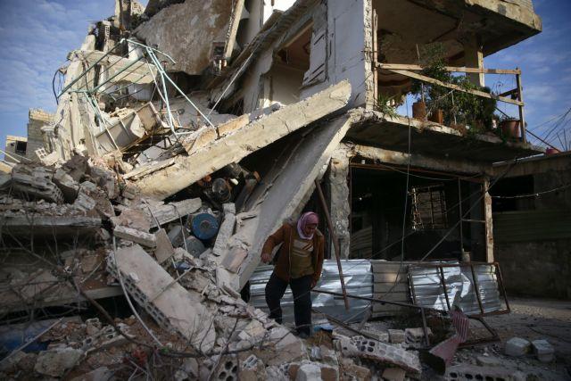 Συρία: Τουλάχιστον 210 νεκροί μέσα σε 72 ώρες στην Ανατολική Γούτα   tovima.gr