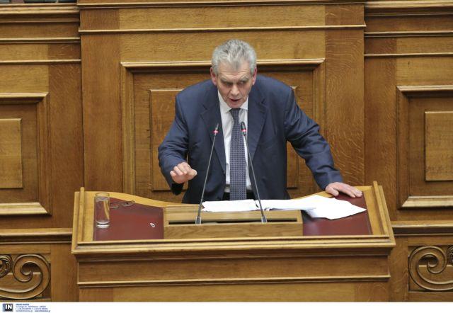 Παπαγγελόπουλος για την πρόταση ΝΔ: Νομικά έωλη και λογικά εντελώς ανακόλουθη | tovima.gr