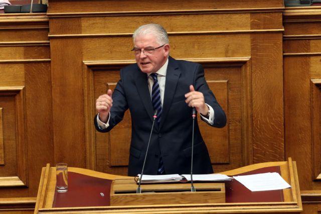 Λυκουρέντζος: Δεν επιθυμώ να συμπράξω σε καμιά μορφή αποπροσανατολισμού | tovima.gr