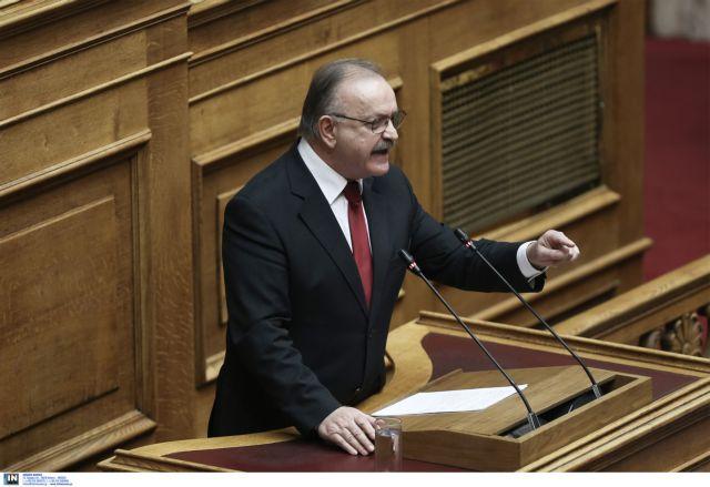 Σταμάτης: Ο ΣΥΡΙΖΑ να αφήσει τους χαρακτηρισμούς και να δώσει απαντήσεις | tovima.gr